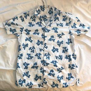 Club Monaco Men's Button-down Shirt